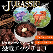 ジュラシックショコラ チョコレート キュート