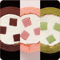 チョコレート職人が考えたロールケーキ。ゴロゴロ生チョコレートをふんだんに使用しました。【...