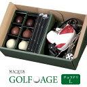 【GOLF AGE】チョコドリ(L)【父の日】【お父さんに♪】ゴルフコンペに!ゴルフボール型チョコレ ...