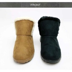 MOZモズ超軽量ムートン調フェイクファーショートブーツ外履き用北欧スエーデン雪柄ソール靴レディース靴ブーツムートンブーツ暖かい防寒柔らかいボアゴム