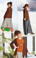 二枚着てる?なんて見えてもこれ一枚!レイヤード風Tシャツカットソー|アジアンファッション|エスニックファッション|サルエルパンツ|アジアン雑貨|レディース|メンズ|大きいサイズ|バレンタイン|5,400円以上送料無料|パーカー|ワンピース|マーライ|