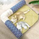 送料無料 ペットクールベッド ござ 夏ござ ペット ござベッド ひんやり 犬 猫 冷却ベッド 夏ペット用品 ...