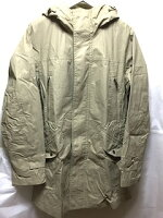BURBERRY バーバリー  コート ジャケット ベージュ チェック A1F71-110-46 ベージュ 英国 メンズ 春秋物【中古】