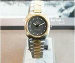 【売れ筋】オメガ シーマスター ポラリス QZ【OMEGA】クォーツ レディース腕時計 ブラック 美品 仕上げ済【中古】
