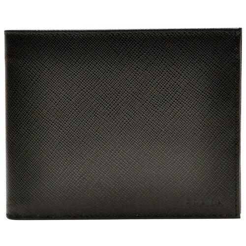 7b2f9945a264 ... バッグ | BRAND ブランド 最安値 | OUTLET アウトレット | BRAND ブランド | プラダ 財布 PRADA 二つ折り財布  メンズ ブラック レザー 2mo002saf1-nero 財布