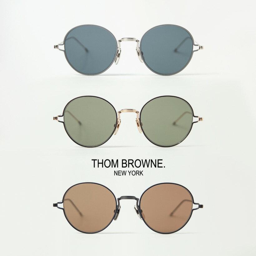 眼鏡・サングラス, サングラス THOM BROWNE TBS-915 50