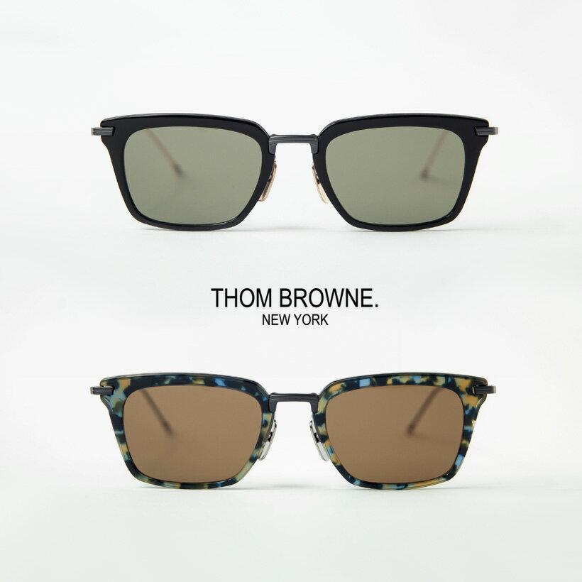 眼鏡・サングラス, サングラス THOM BROWNE TBS-916 51