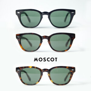 MOSCOT モスコット TUMMEL 49サイズ ウェリントンサングラス