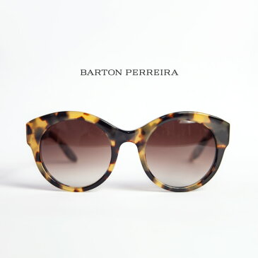 【エントリーでポイント5倍】BARTON PERREIRA バートンペレイラ ISADORA ラウンドフォックスサングラス キャッツアイ