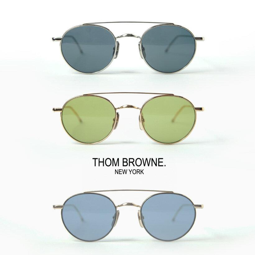 眼鏡・サングラス, サングラス THOM BROWNE TB-101 49