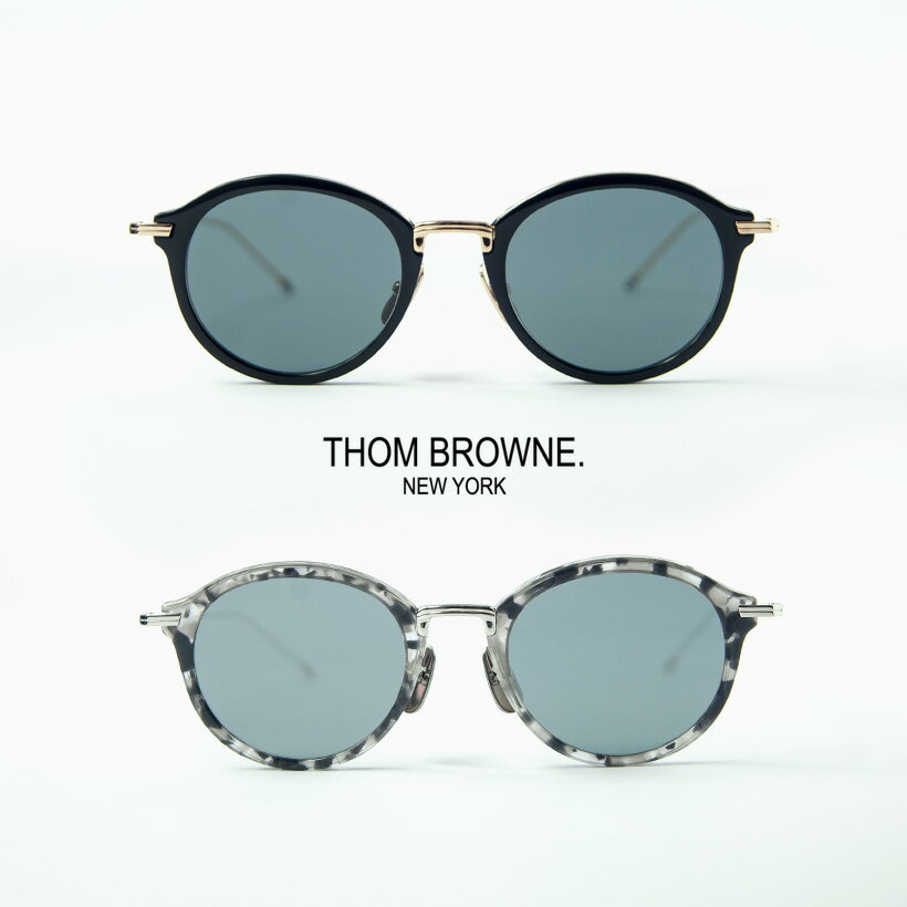 眼鏡・サングラス, サングラス THOM BROWNE TB-908 49