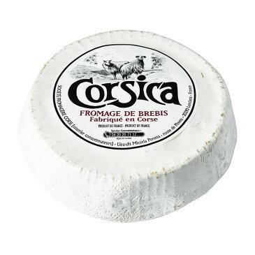 コルシカ(羊100%)ハードチーズ 約500g フランス産