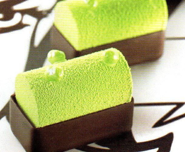 チョコレートカップ(レコック)ダーク三角 350個 フランス産 業務用
