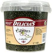 スペイン産 ケッパー(ケイパー)の酢漬け 1600g リリビュット
