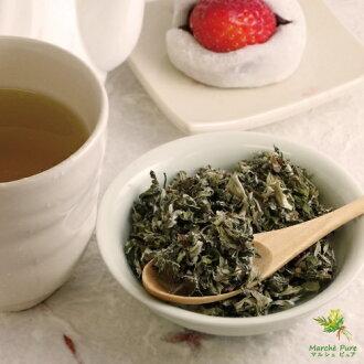 よもぎ茶70g国産宮崎産2021年収穫[ヨモギ茶|国産|無農薬|よもぎ|ヨモギ|乾燥よもぎ|ノンカフェイン|自然栽培|送料無料]
