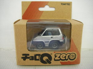 トミーテック チョロQ zero(ゼロ)Z-04d Honda シティR(銀)【あす楽対応】【楽ギフ_包装】