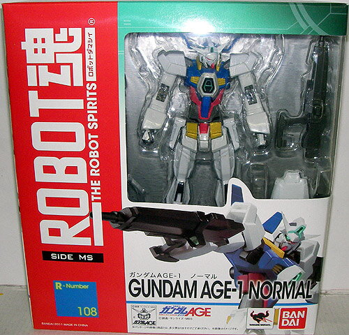 Than the normal Gundam, ROBOT spirits - robot damashii - SIDE MS Gundam age-1 AGE