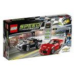 レゴ スピードチャンピオン シボレー カマロ ドラッグレース 75874 【あす楽対応】