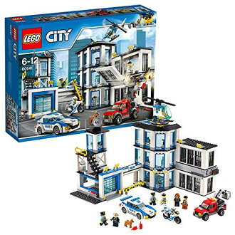 Lego(LEGO)城Lego城警察站60141