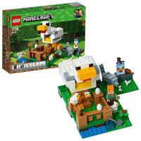 レゴ(LEGO)マインクラフトニワトリ小屋21140【あす楽対応】