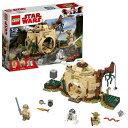 レゴ(LEGO) スター・ウォーズ ヨーダの小屋 75208【あす楽対応】