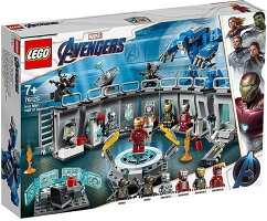 レゴ(LEGO)スーパー・ヒーローズアイアンマンのホール・オブ・アーマー76125