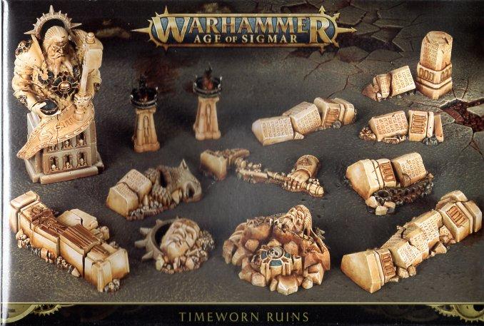 コレクション, フィギュア  (Dominion of Sigmar Timeworn Ruins) (WARHAMMER AGE OF SIGMAR)