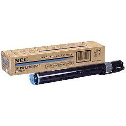 【メーカー純正品】日本電気(NEC)PR-L2900C-18トナーカートリッジ6.5Kシアン純正品【送料無料】【回収無料】