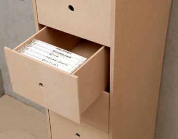 DVD収納棚 木製 引き出し 1列×10段(DVD棚 DVDラック DVD収納ラック 引出し収納 ビデオテープ収納 大容量 大量 スリム 隙間収納 すきま収納)DRW-DVD-S-10 /マルゲリータ