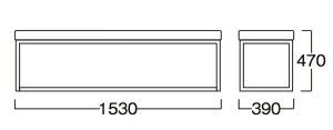遠藤照明ソファ(ブラック)ソファー/sofaMYC0143BL/AbitaStyle(アビタスタイル)