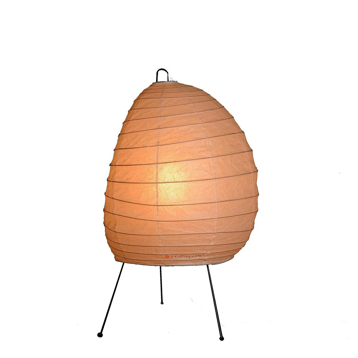 イサムノグチ AKARI あかり アカリ ISAMU NOGUCHI 和紙照明 スタンドライト 1N / スタンドタイプ ※40W形相当 LED電球付(テーブルライト テーブルスタンド テーブルランプ 照明器具)