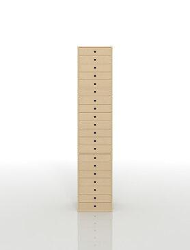 書類収納棚 A4 引き出し 木製 20段(書類棚 書類整理棚 書類ケース 書類ラック 書類入れ 書類チェスト キャビネット 引出し収納 オフィス家具 大容量)DRW-A4-20/マルゲリータ