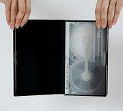 VHSビデオテープハードケース・100枚セット(ビデオテープ収納・ビデオテープ保管・ビデオテープ保存・VHSテープ収納・VHSテープ保管・VHSテープ保存)/マルゲリータ