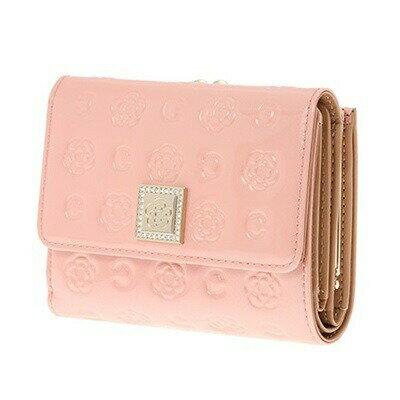 クレイサス財布CLATHASバッグクレイサス正規品新品クレイサスベティ口金財布二つ折り財布ベビーピンク