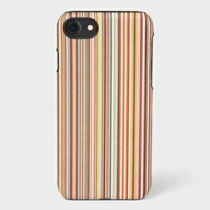 095e9c04df ポールスミス モバイルケース インテリアマルチストライプ iPhone ケース マルチカラー Paul Smith