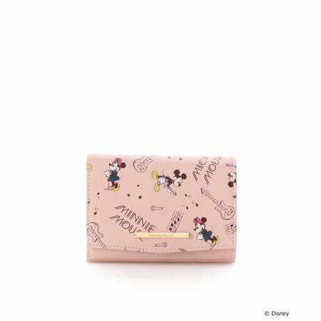 SamanthaThavasa(サマンサタバサ)『折財布【「ミッキー&ミニー」コレクション】(00031920265072)』