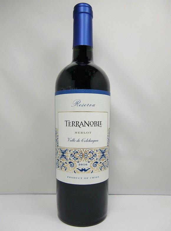 テラノブレ『テラノブレ メルロ レゼルバ』