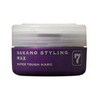 【送料無料】ナカノ NAKANO スタイリングワックス7 スーパータフハード 90g