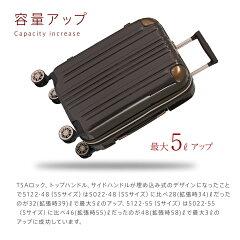 スーツケースキャリーバッグキャリーバックキャリーケースメーカー1年修理保証人気旅行用かばんLEGENDWALKERレジェンドウォーカーD-lightディライト超軽量〜4日5日小型Sサイズ【10P01Jul1605P01Jul1602P01Jul16】『6022-58』