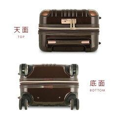 スーツケースキャリーバッグキャリーバックキャリーケース機内持ち込み可小型Sサイズ3日4日5日容量拡張機能搭載ダブルキャスターメーカー1年修理保証LEGENDWALKERレジェンドウォーカー5022シリーズの後継モデル『5122-55』