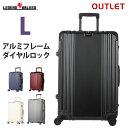 スーツケース L サイズ キャリー バッグ バック 7日泊以上 PC+...