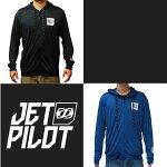 JETPILOT(ジェットパイロット)2018モデルCORPMENSRASHHOODIEラッシュパーカー/ラッシュガード
