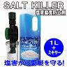 錆びる前に!! ソルトキラー(塩害腐食防止剤) 1L+ミキサー