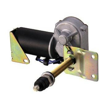ASMO ワイパーモーター24V(849100-4350)24V 軸長75mm 拭角100度 849100-4350