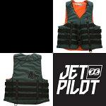 JETPILOT・ジェットパイロット2017モデル4-BUCKLENYLONVESTライフジャケット