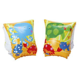 Fanfisharmband / 兒童游泳圈沙灘玩具玩具 fs04gm