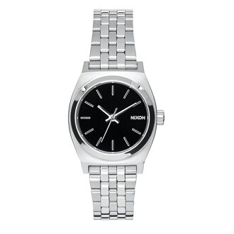 NIXON尼克鬆手錶SMALL TIME TELLER BLACK NA399000-00/女士02P03Dec16