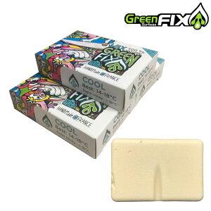 GREENFIXグリーンフィックスワックス90gサーフィン用ボードワックス