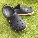 crocs クロックス Crocband Clog クロックバンドクロッグ ネイビー/メンズ レディース シューズ 靴/ユニセックス 正規品 【RCP】