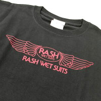 2020RASHラッシュ羽フロントメンズロングスリーブティシャツLONGTEEロンティ男性用Tシャツ